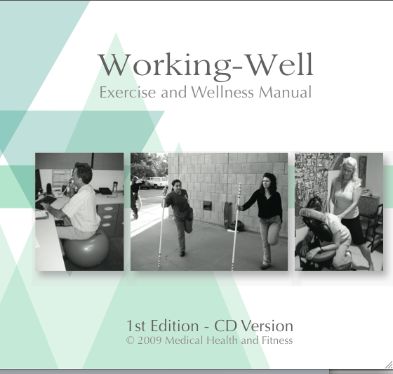 Working Well combines the best of clinical exercise instruction with knowledge of worker's compensation claims information to help prevent injuries in workers, and get injured workers back to work SOONER, and while costing their employers less in health care costs.