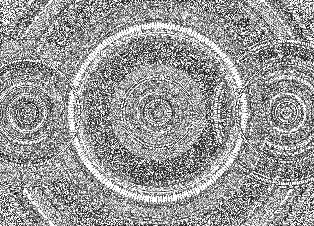 Mandala  ::  Overlap