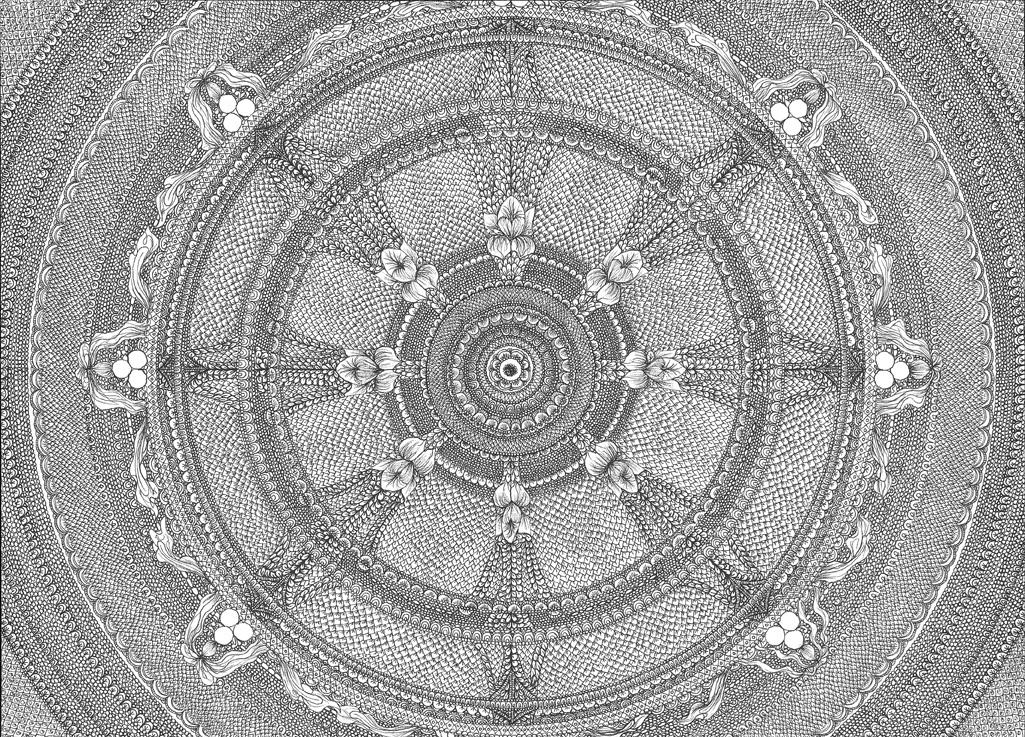 Mandala  ::  Focus
