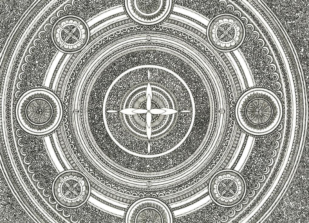 Mandala  ::  Cycles