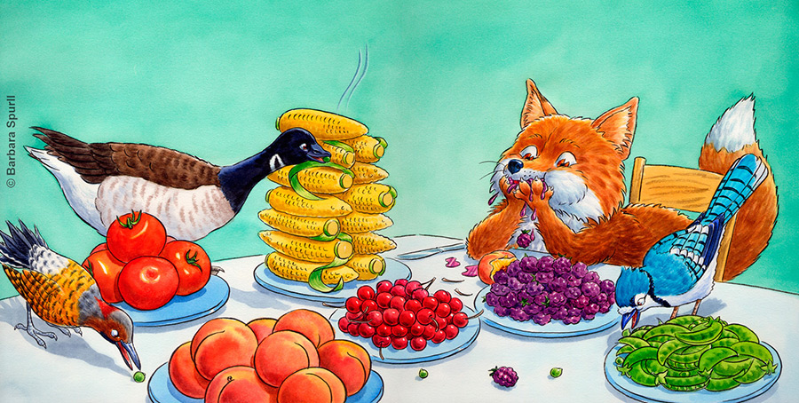 The Fox's Banquet