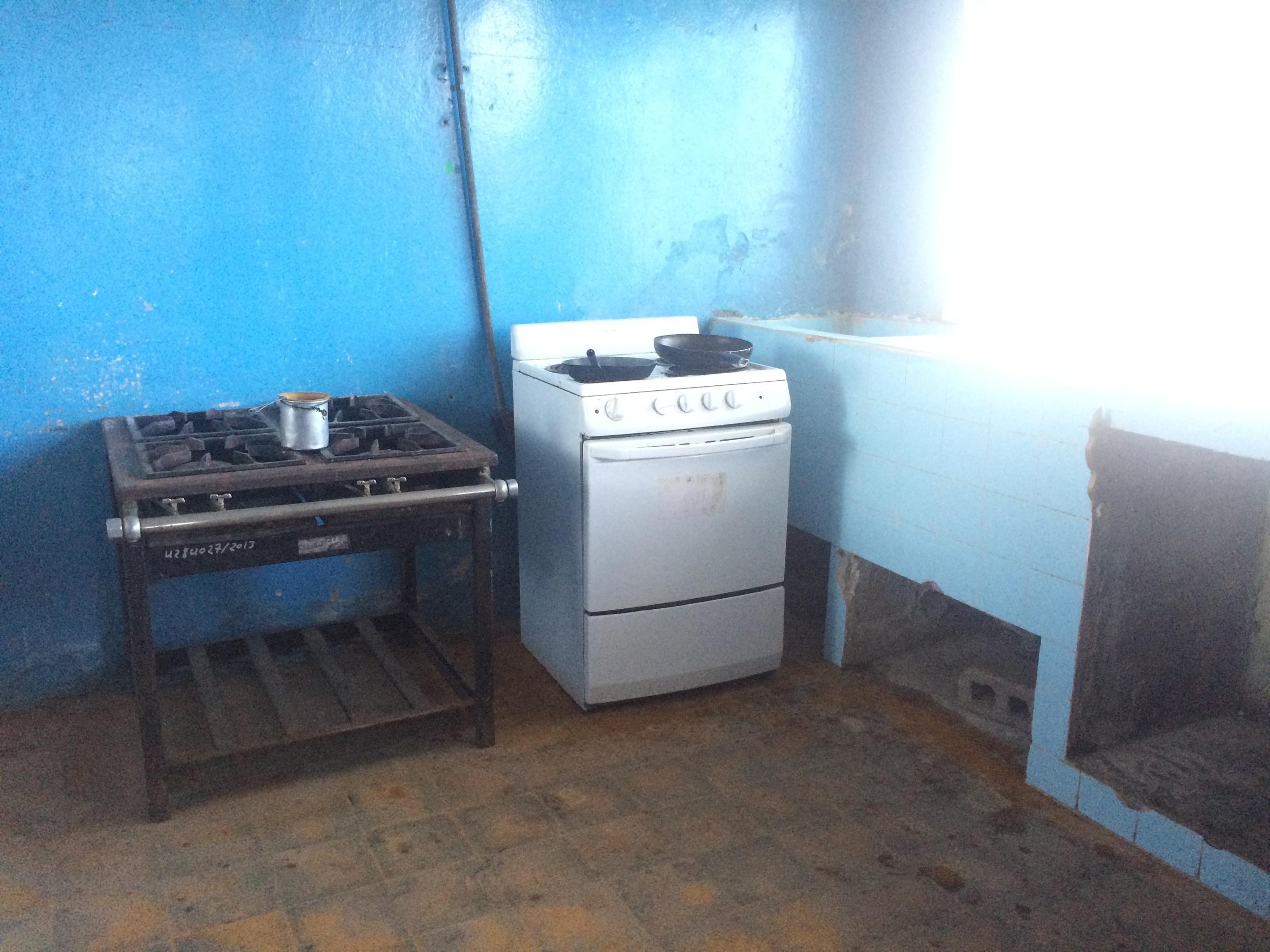 Dinaf Visit La Ceiba Honduras Kitchen