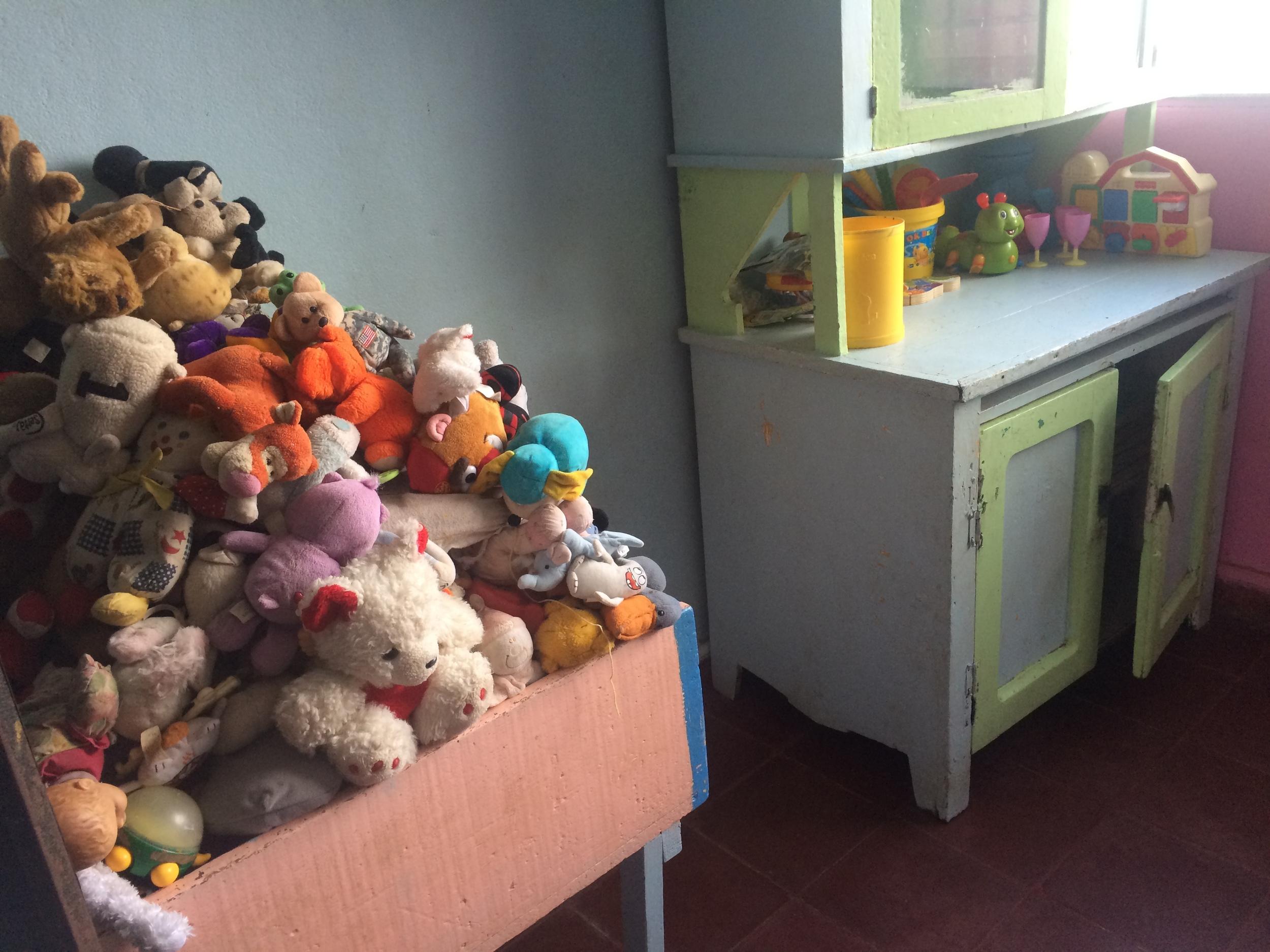 Connect Global Dinaf Visit School Toys