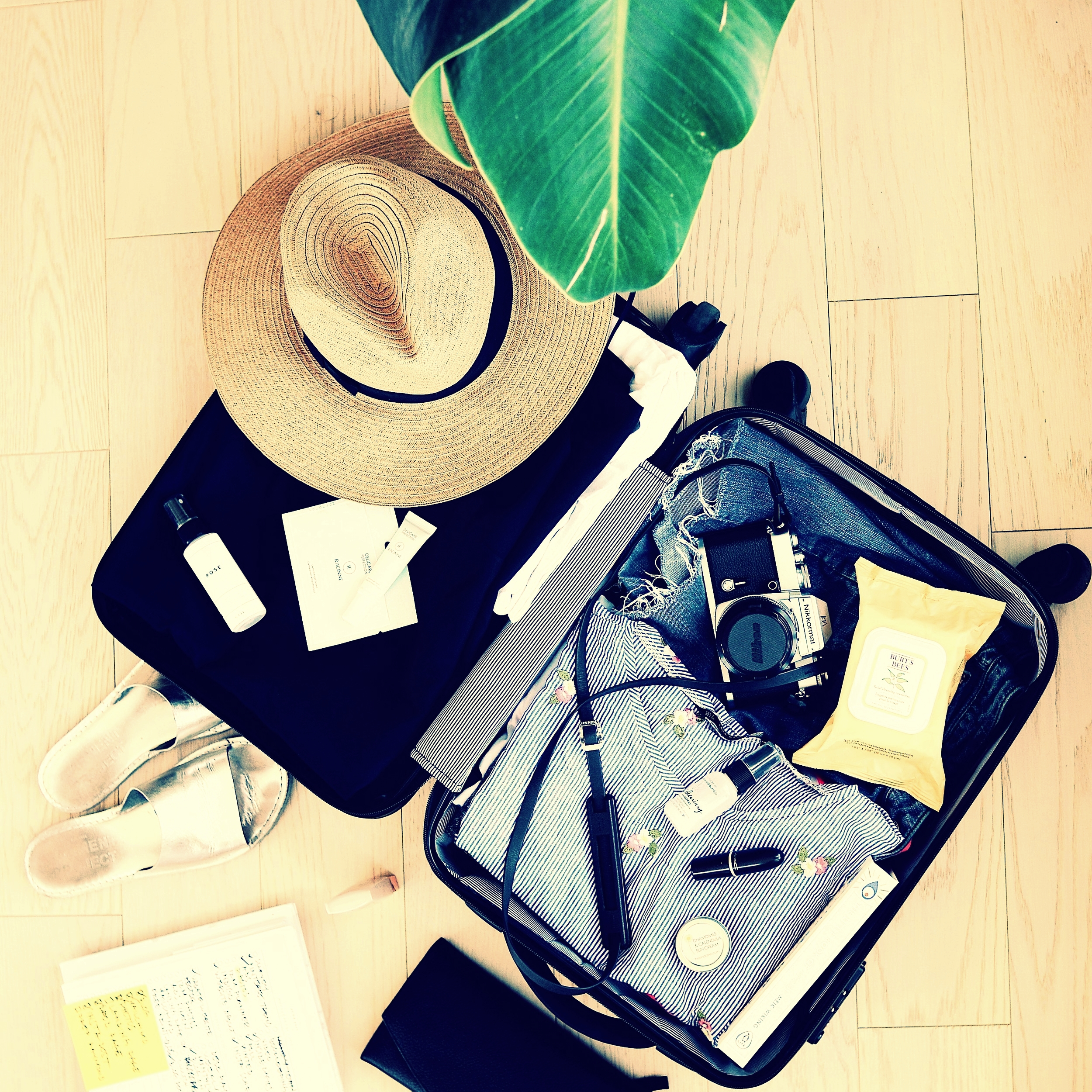 PACKING LIST -