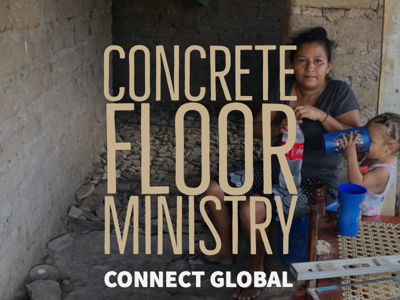 CONCRETE FLOOR MINISTRY