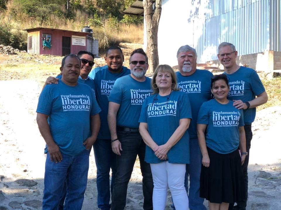 Connect Global Team In Tegucigalpa Honduras