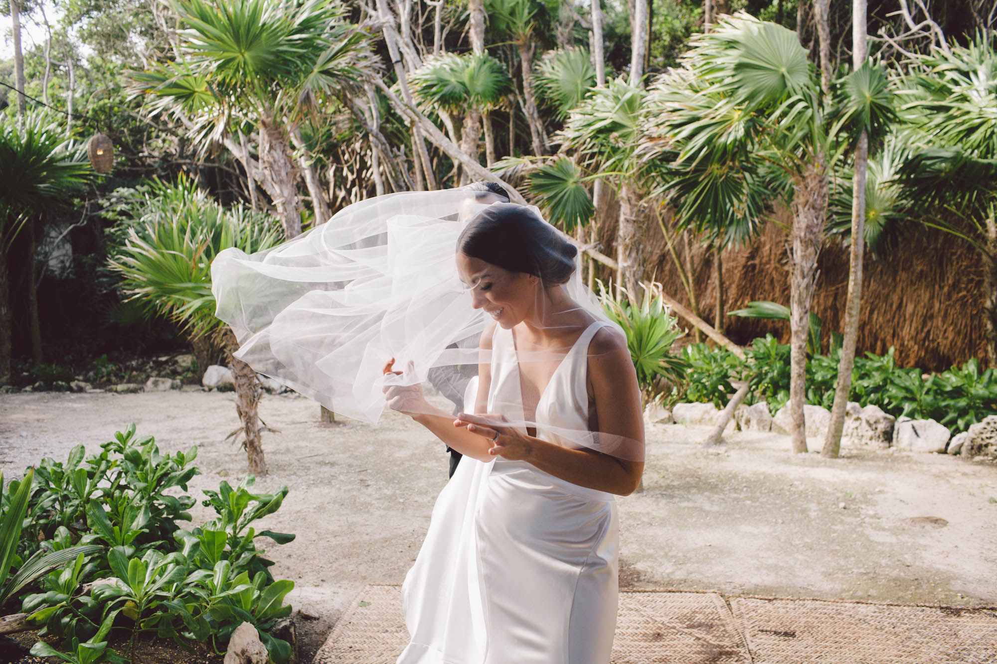 destination wedding papaya playa tulum