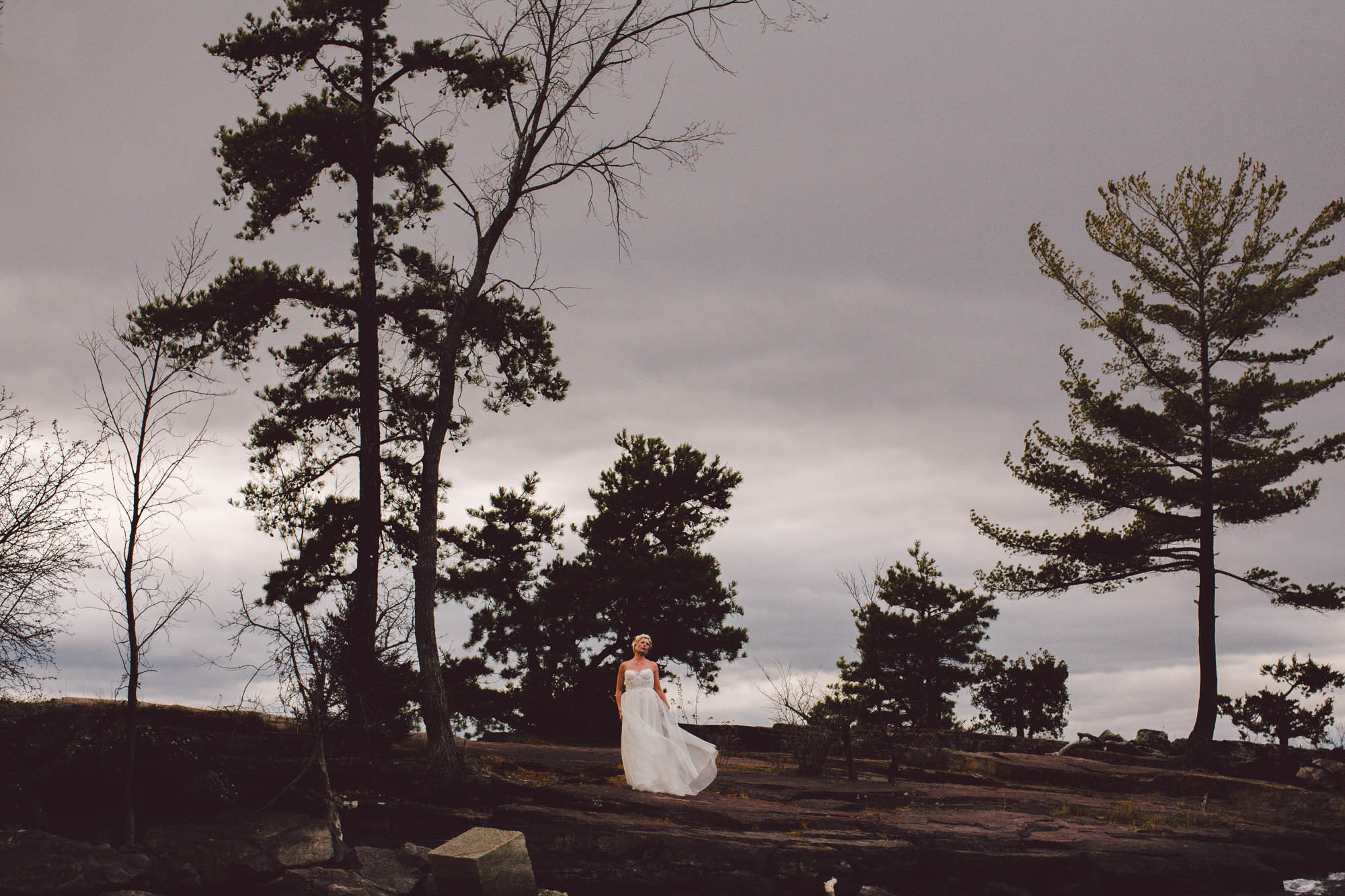 burlington vermont engagement bride wild boho bouquet sarah seven dress