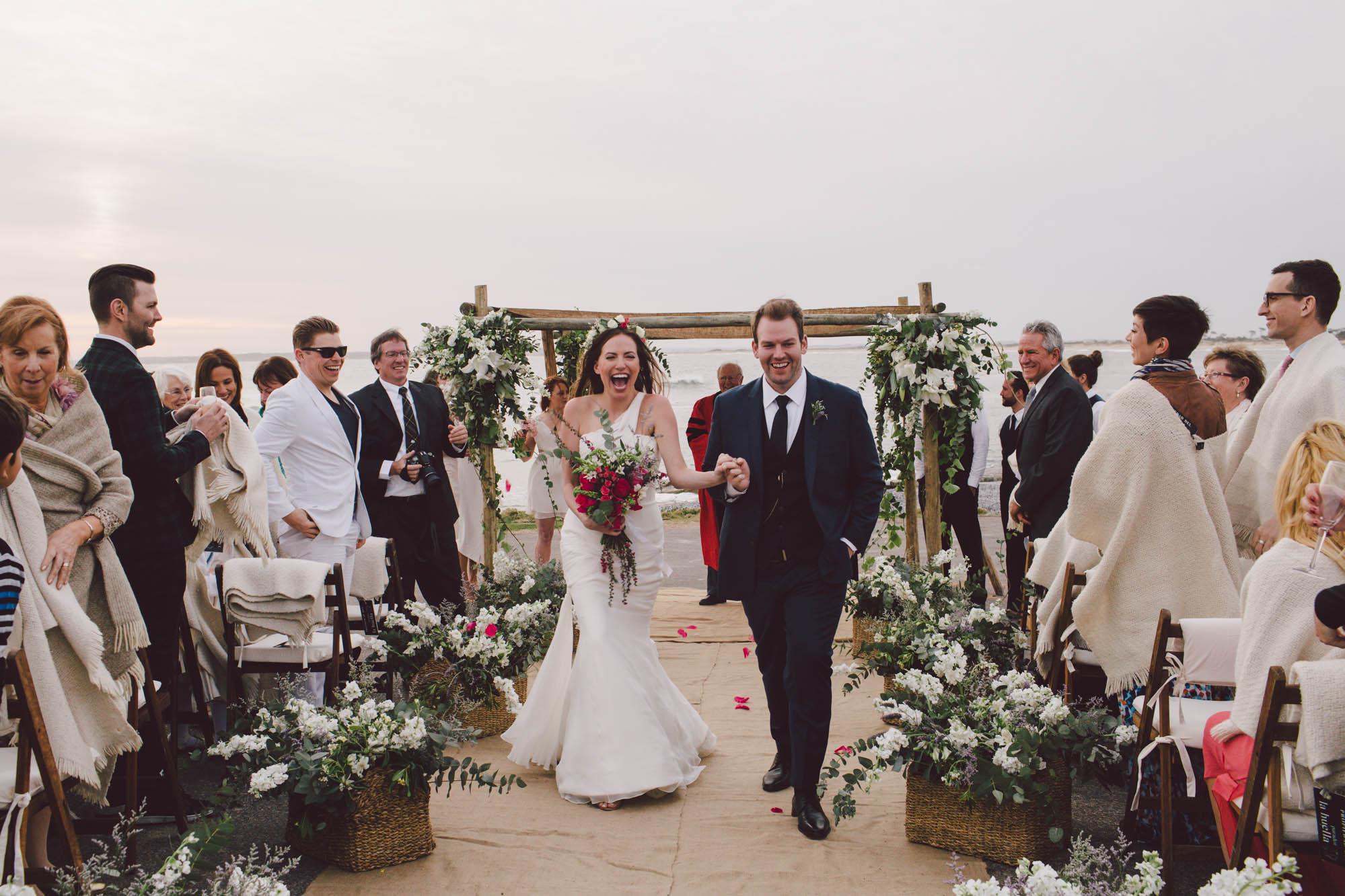 destination wedding jose ignacio la huella punta del este