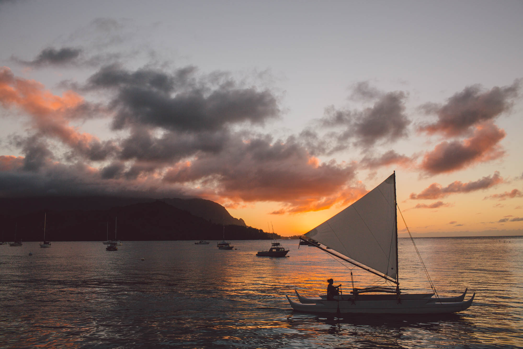 hanalei bay kauai elopement wedding photographer evangeline lane