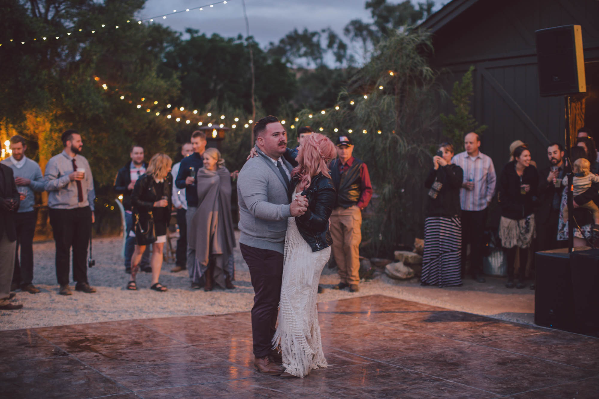 wolf feather honey farm wedding boho camping glamping temecula