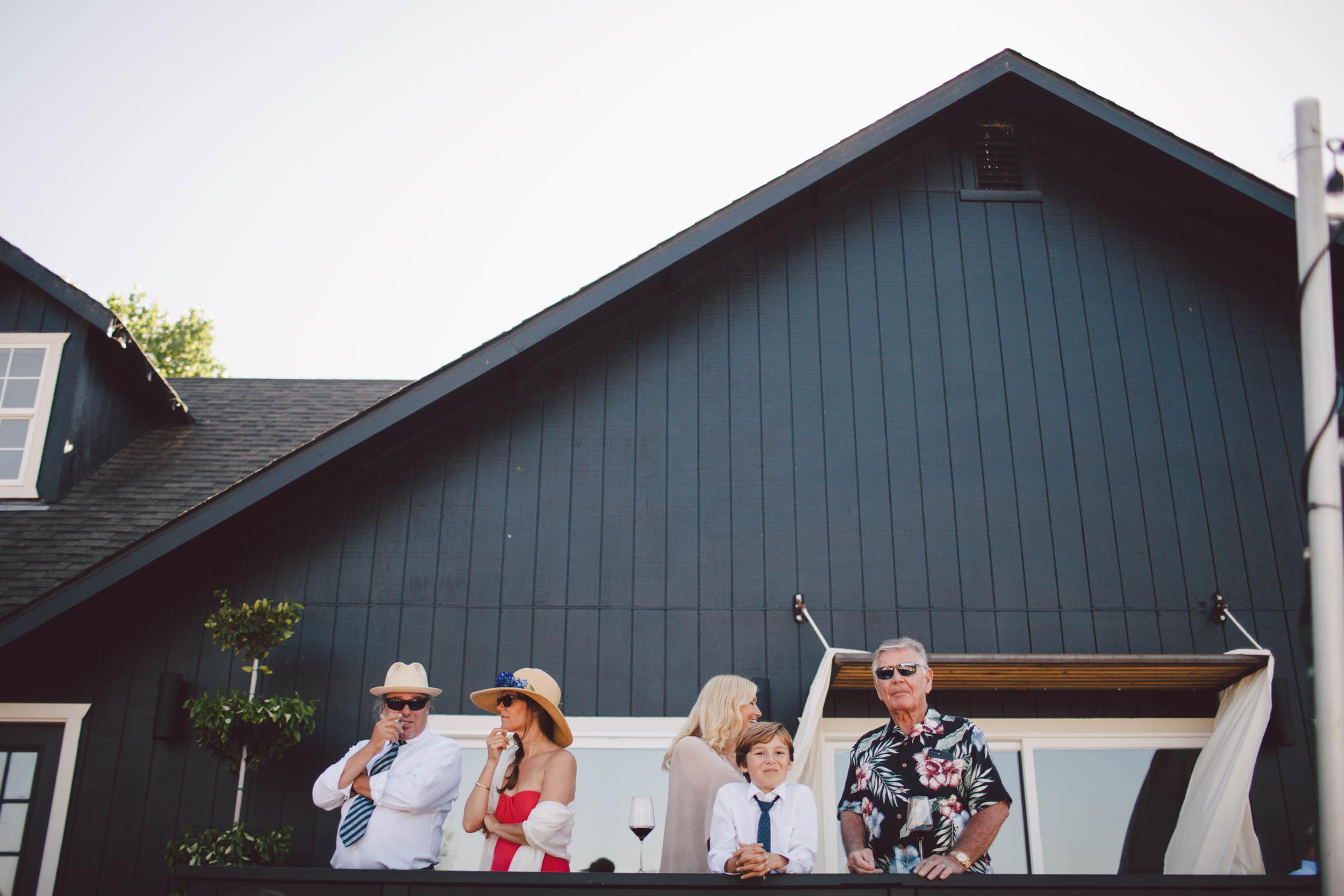 boho backyard petaluma wine country wedding