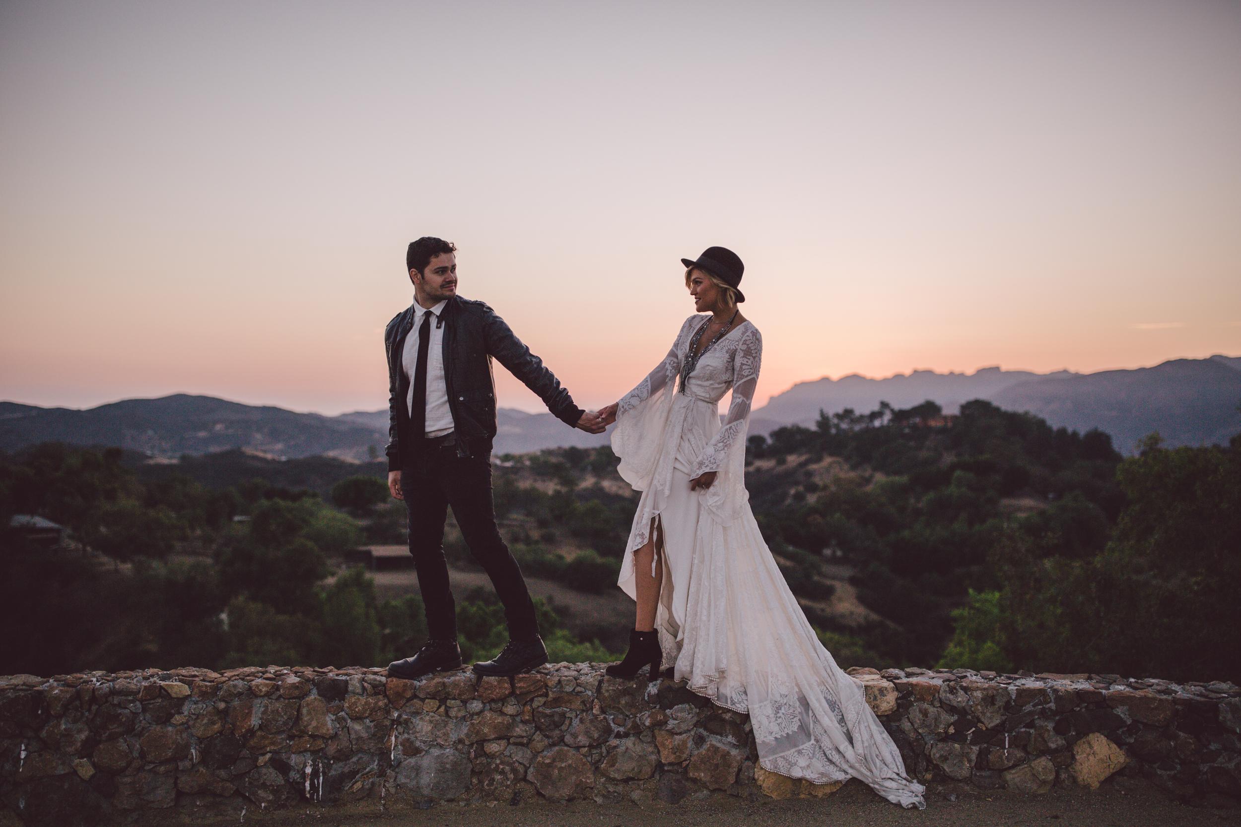wild-malibu-bohemian-wedding-stonewall ranch