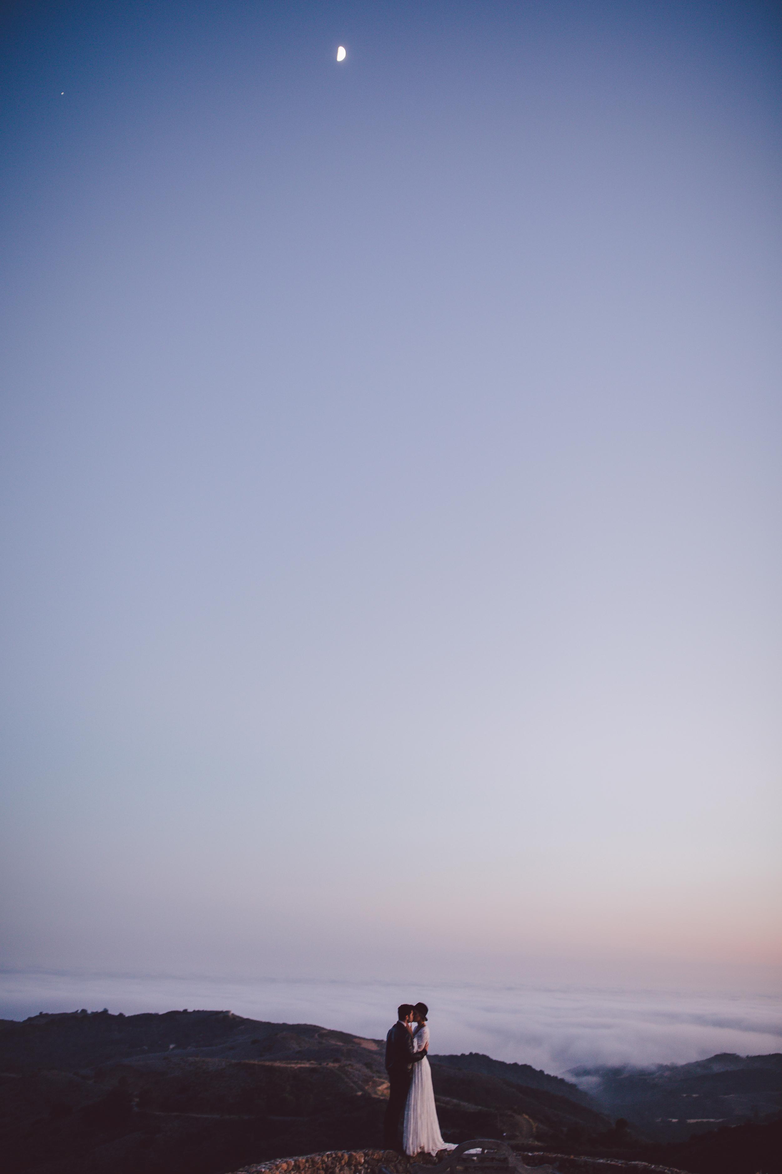 full moon-wedding-boho-stonewall ranch-california