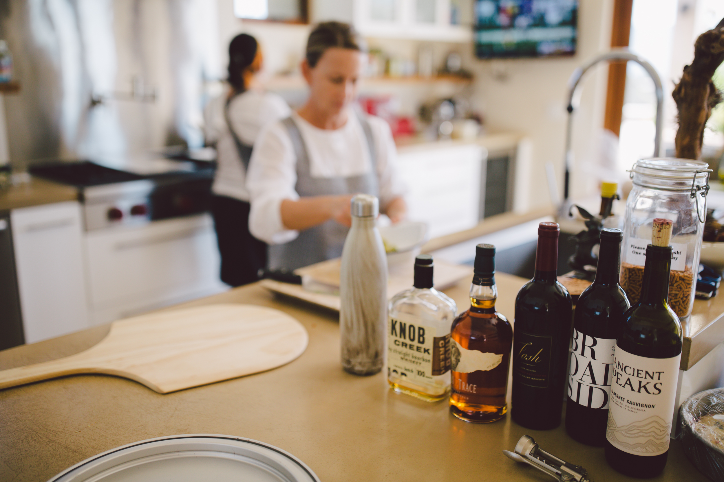 ojai elopement private chef caterer wedding