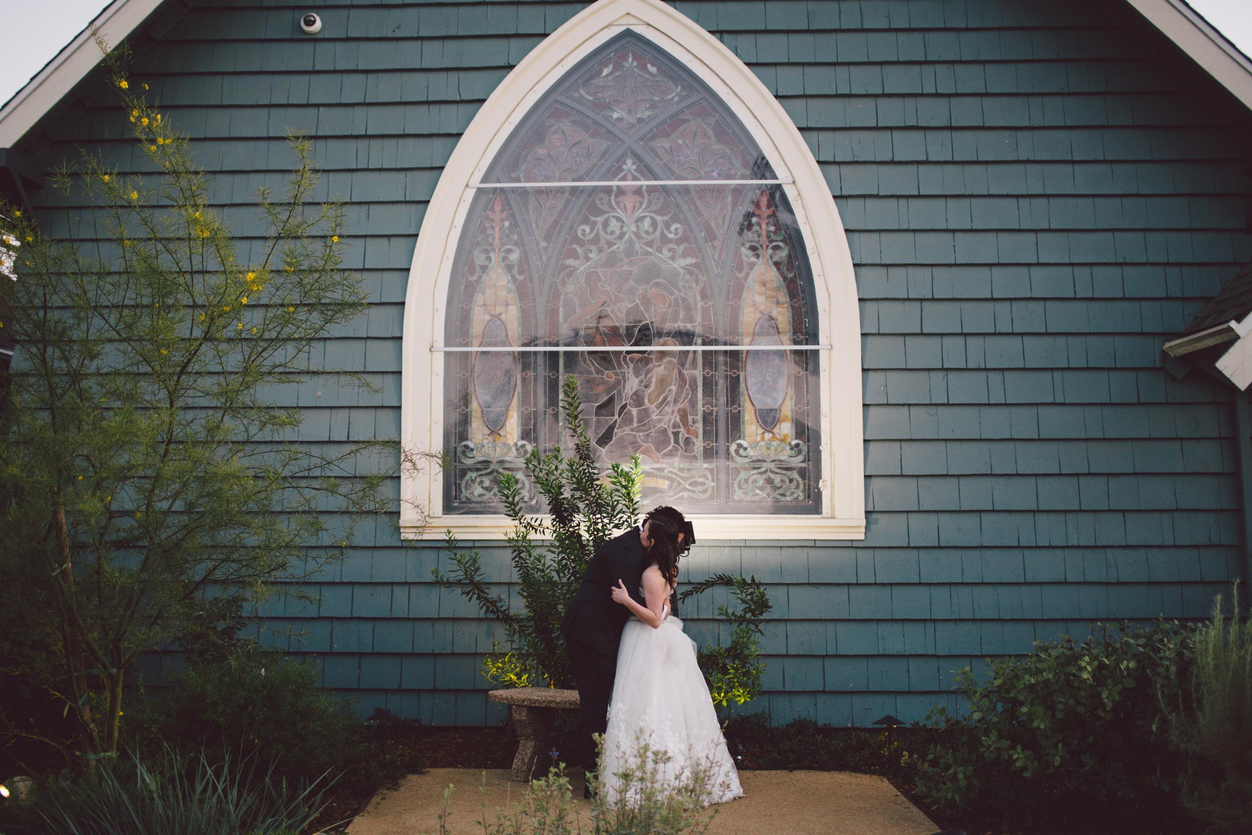ruby street wedding highland park hipster romantic