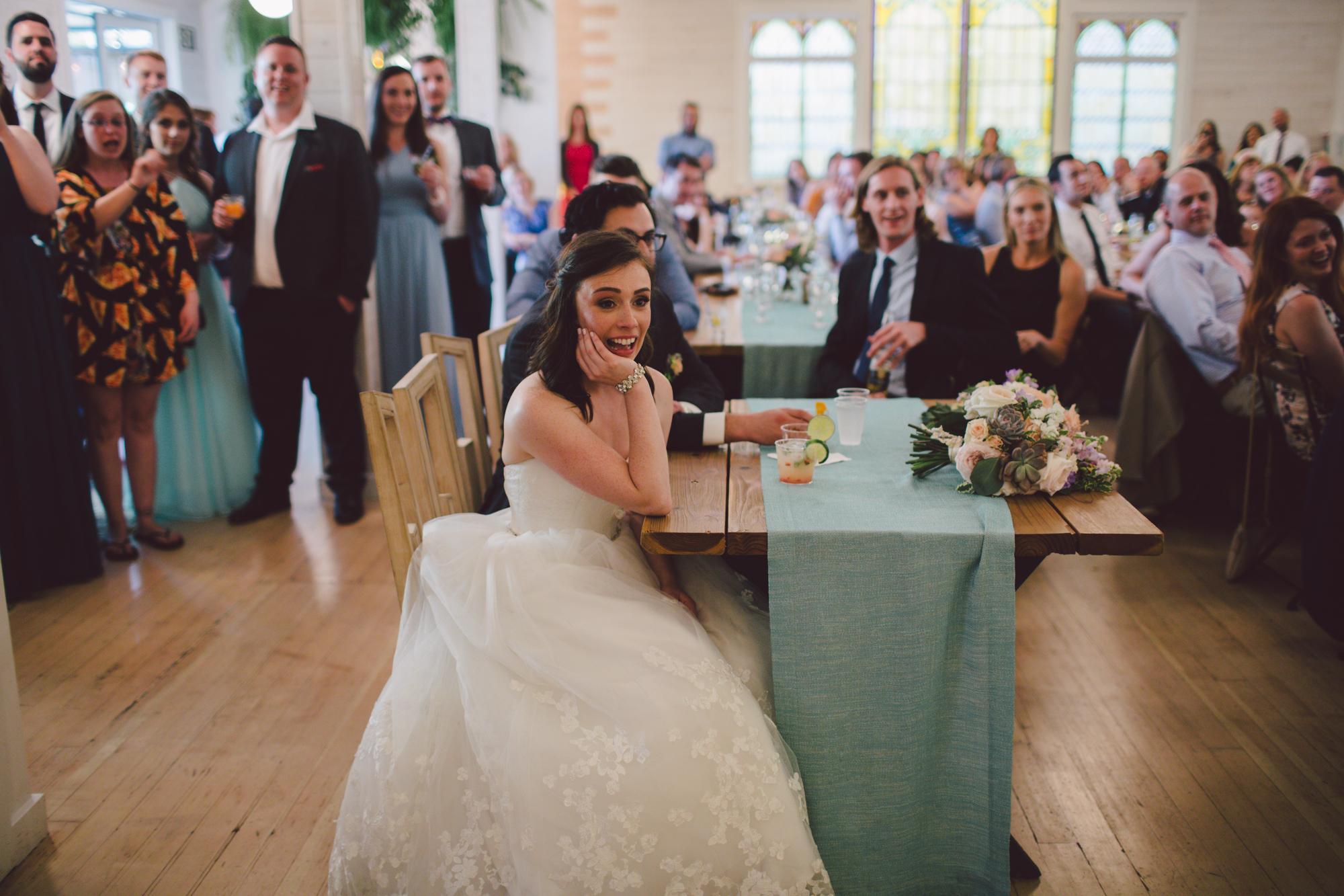 outdoor ceremony-los angeles-cool wedding venue-ruby street-bride