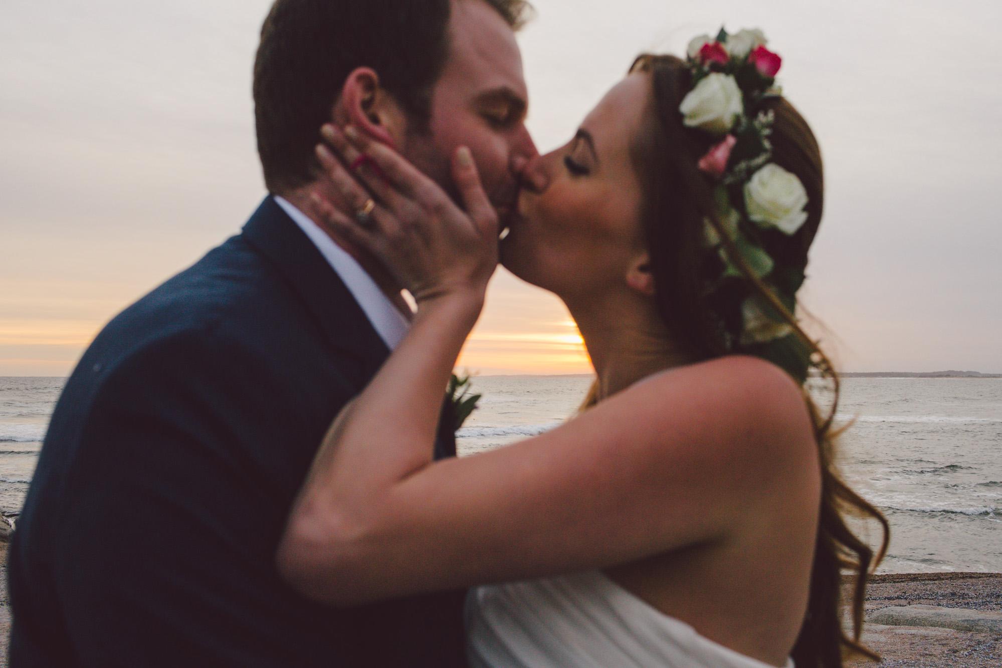 Jessie + Nathaniel - Jose Ignacio, Uruguay Intimate Wedding