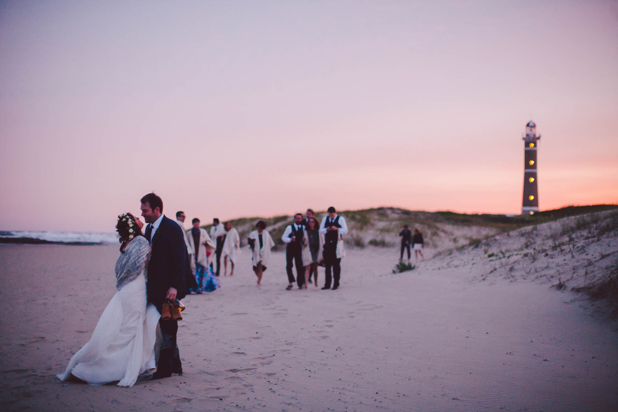 Jessie + Nathaniel - jose ignacio, uruguay destination intimate wedding