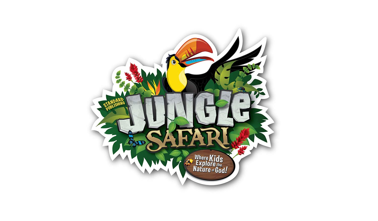 Jungle Safari for Standard Publishing