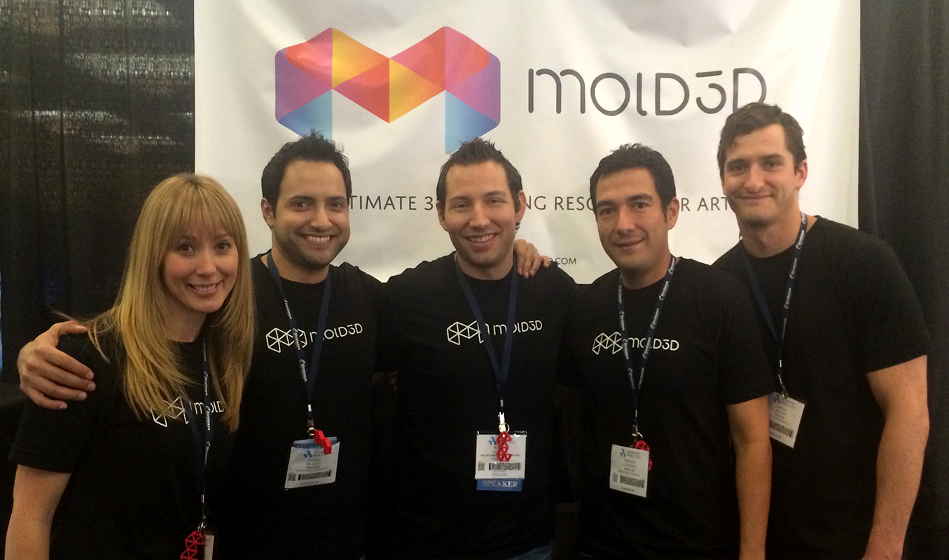The Mold3D team.