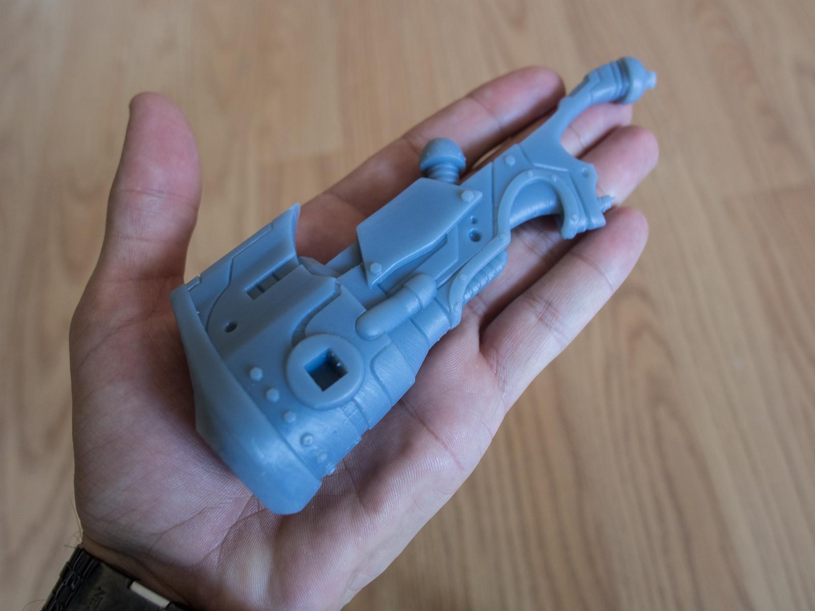 Vacuum Gun Print