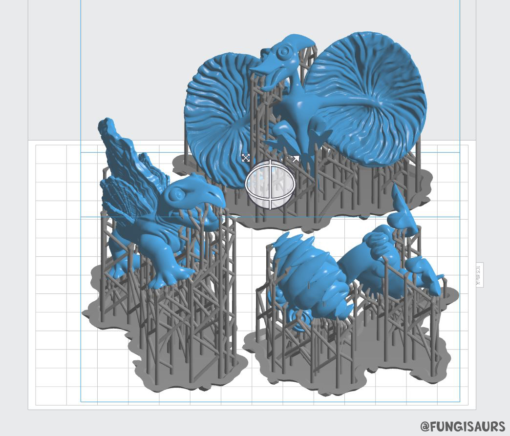 Preparing the 3D models for 3D Printing using PreForm Software
