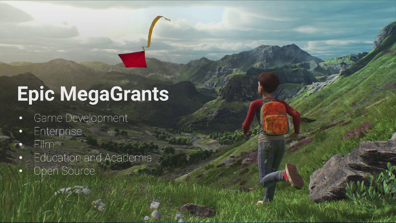 Epic Releases $100 Million in 'Mega Grants' — Mold3D
