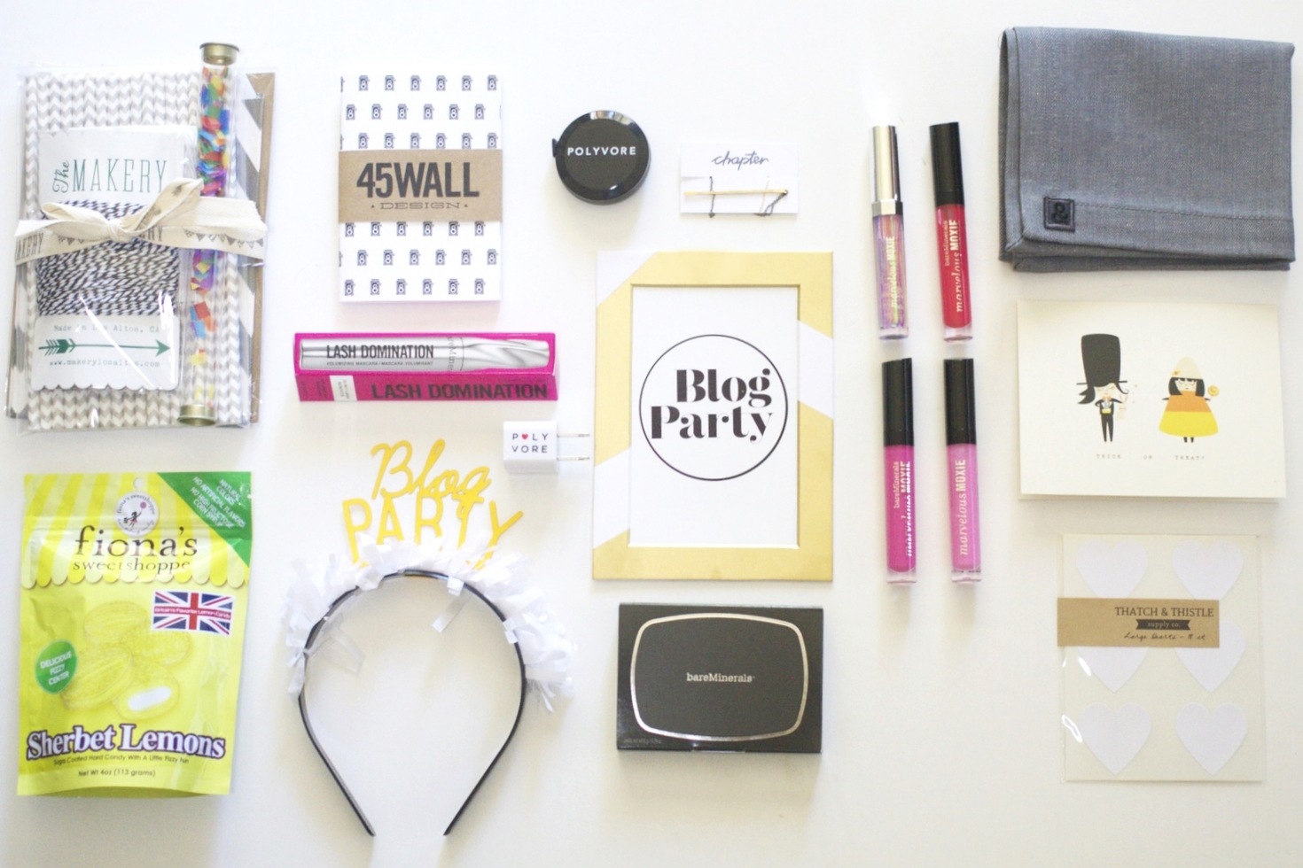 We think this was a pretty good Party Box, what do you think?