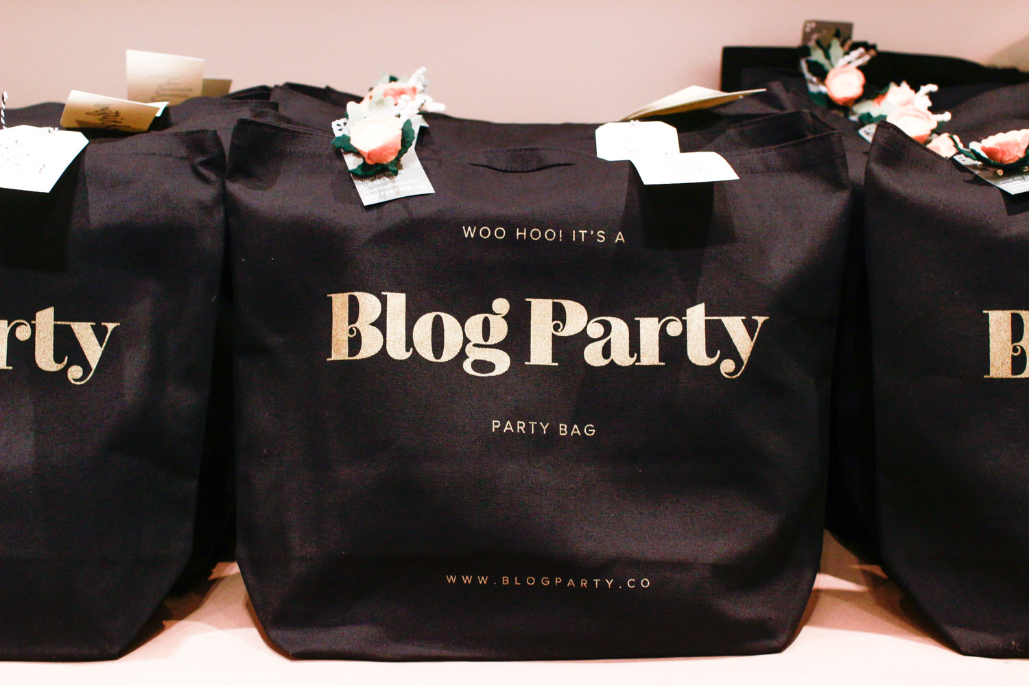 Blog Party   Party Box