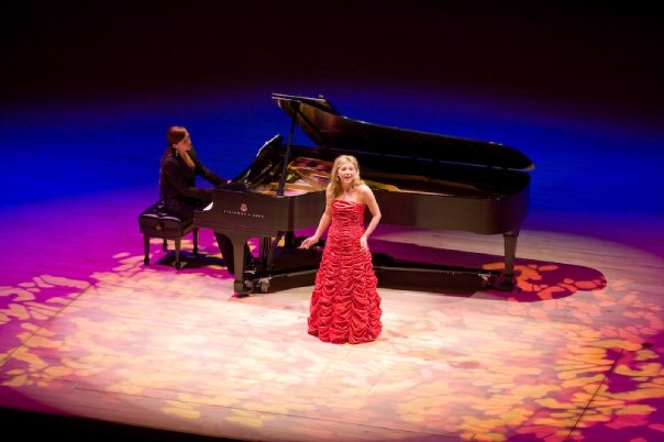 Omaha Performing Arts with soprano Holly Stell, to benefit Project Harmony.