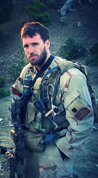 Lt. Michael P. Murphy in Afghanistan