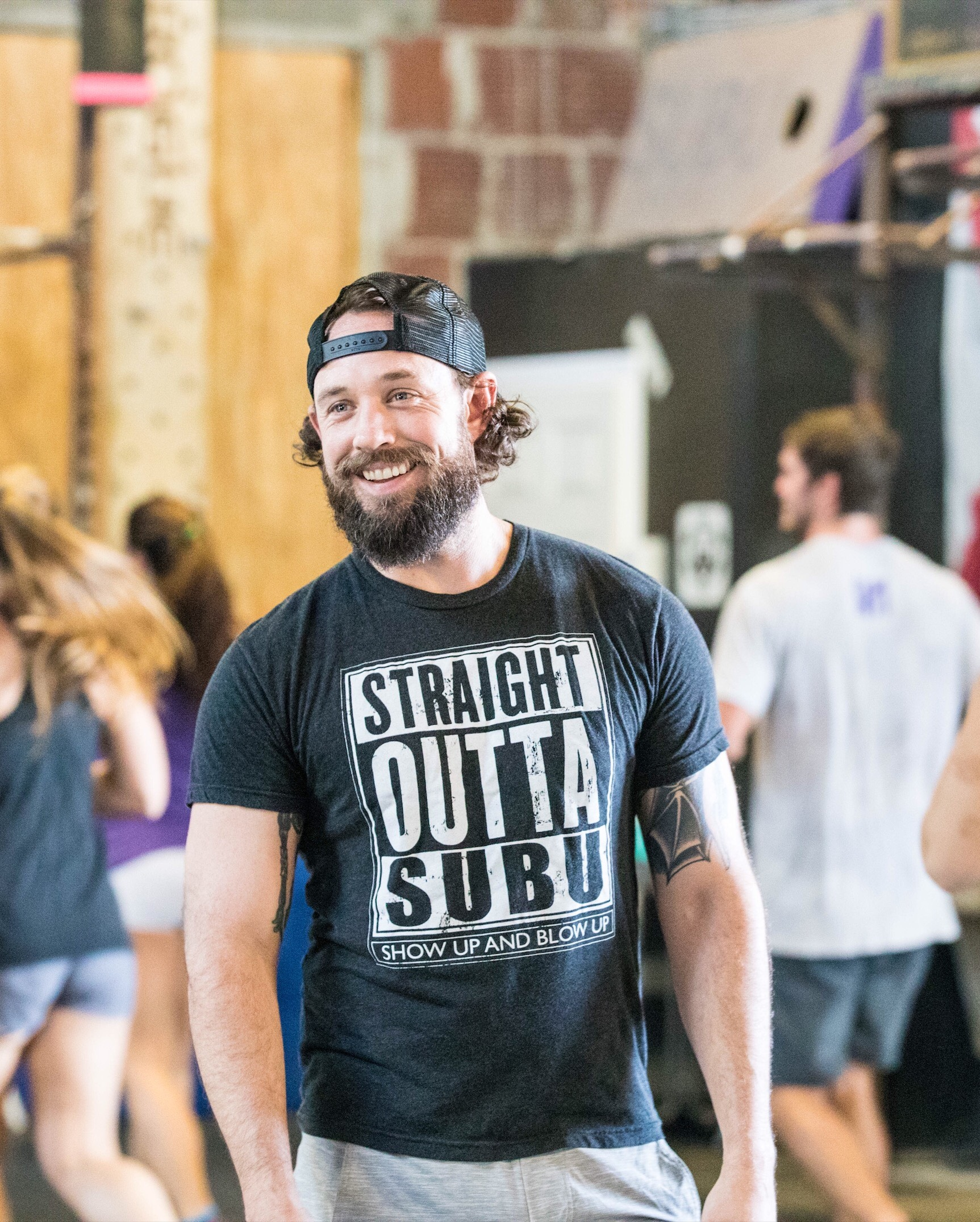 Chris Belcher    CrossFit Level 1    Favorite Lift:  The Snatch   Favorite Movement:  The Muscle Up   Favorite WOD:  Viking Raid   Favorite Restaurant in Orlando:  Pizza Bruno   Favorite Way to Spend a Rest Day:  At the beach, and/or with some beers, and/or with the guitar