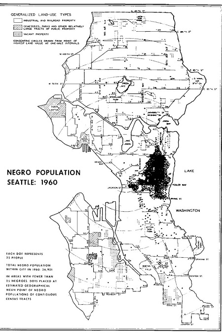 The result of racist zoning and neighborhood covenants