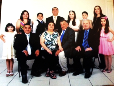 The Betancourt Family.