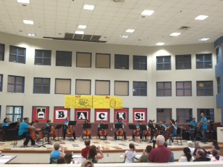 Picture from 2nd Annual Summer Cello