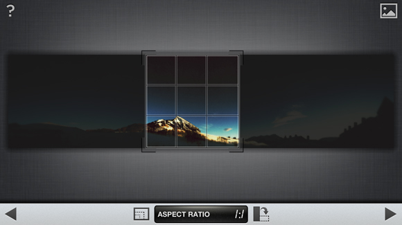 first, identify how you want to frame the subject of your finished image