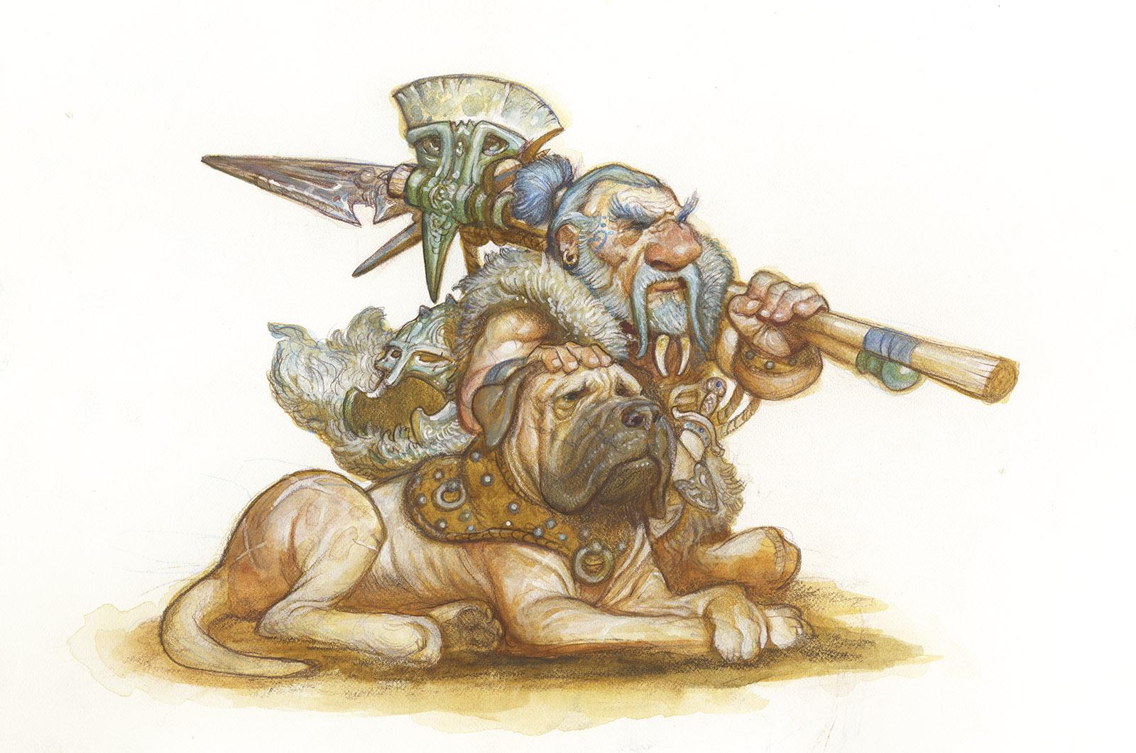 Old Warriors