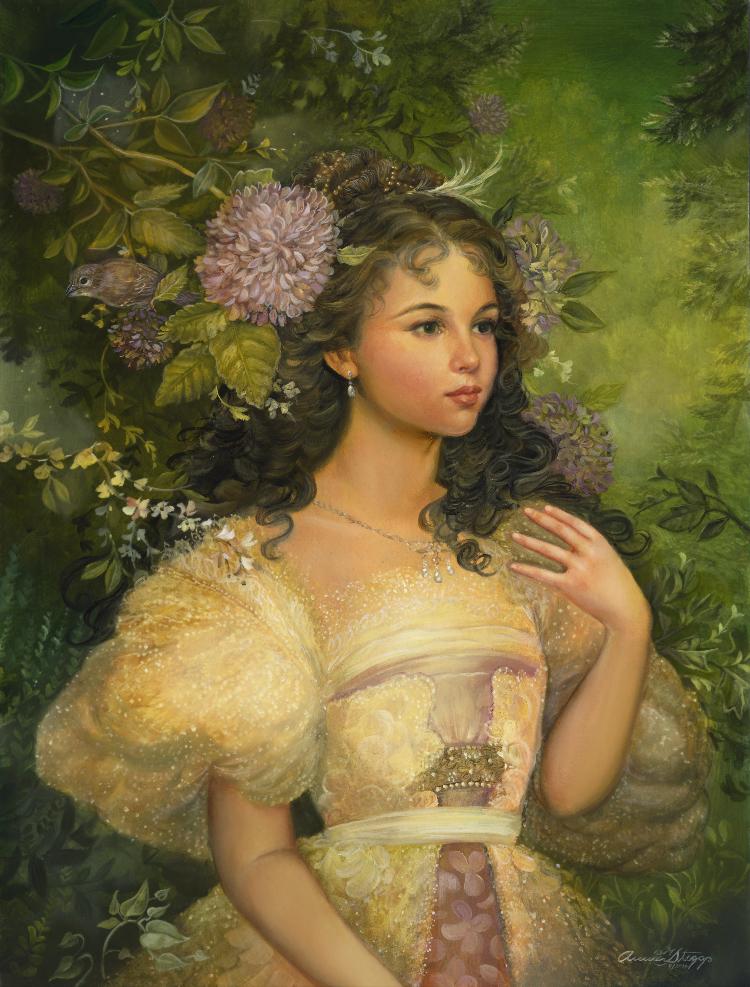 Ianthe the Nephelae Nymph