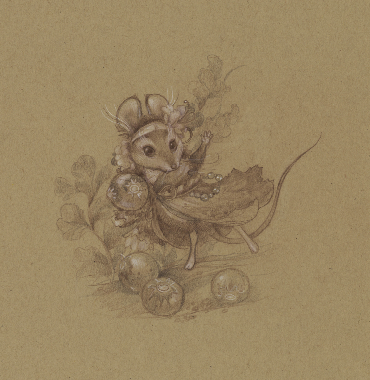 Mouse Drawing No. 2