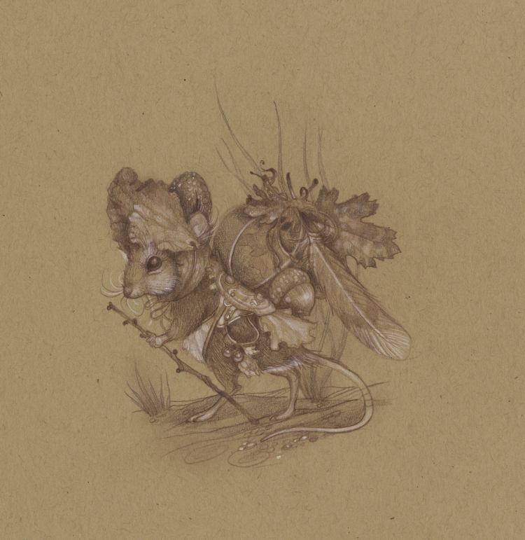 Mouse Drawing No. 1
