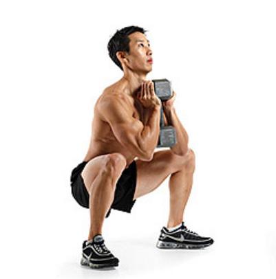 Wide Stance Squat