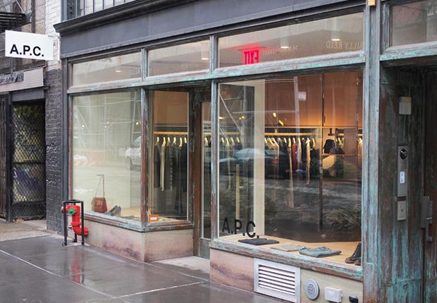 A.P.C. Bond Street Store.jpg