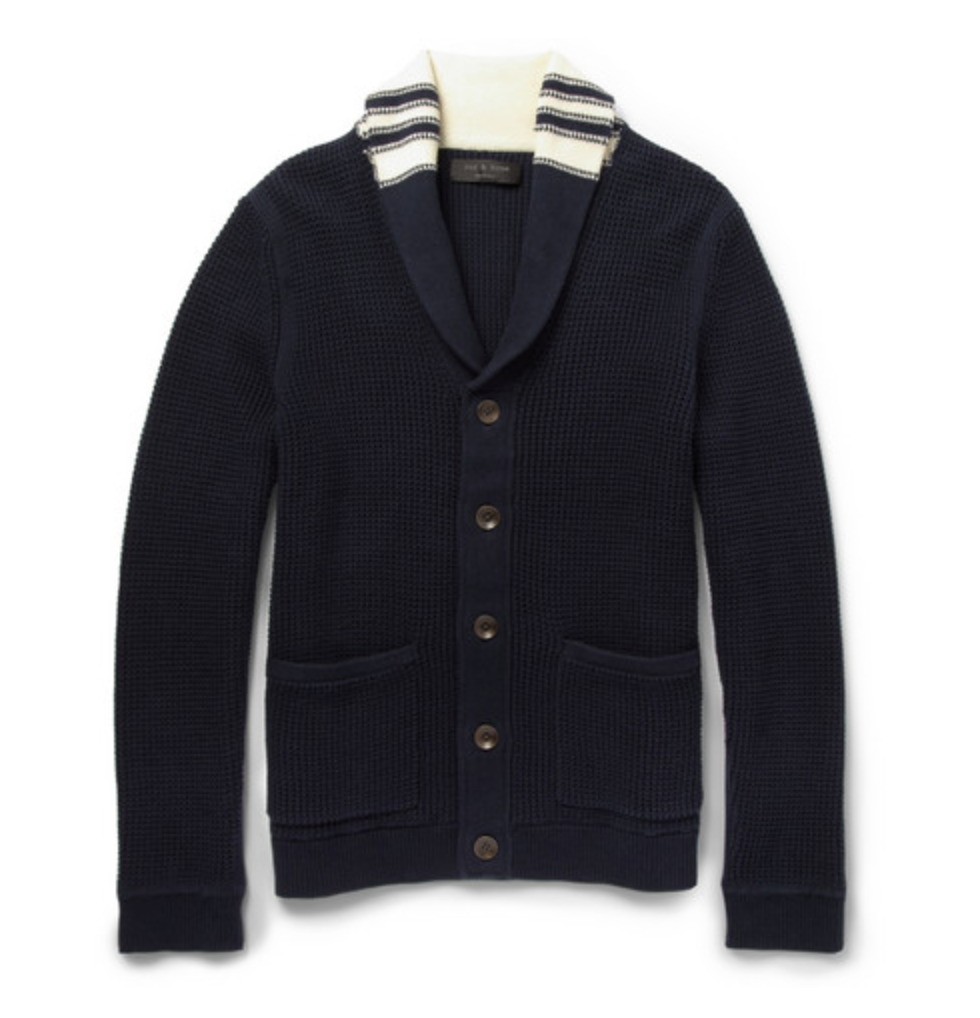Rag & Bone Shawl-Collar Cardigan