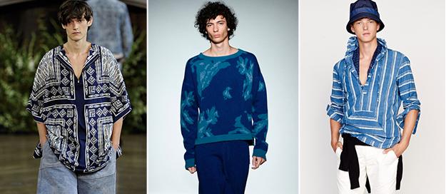 style trend indigo