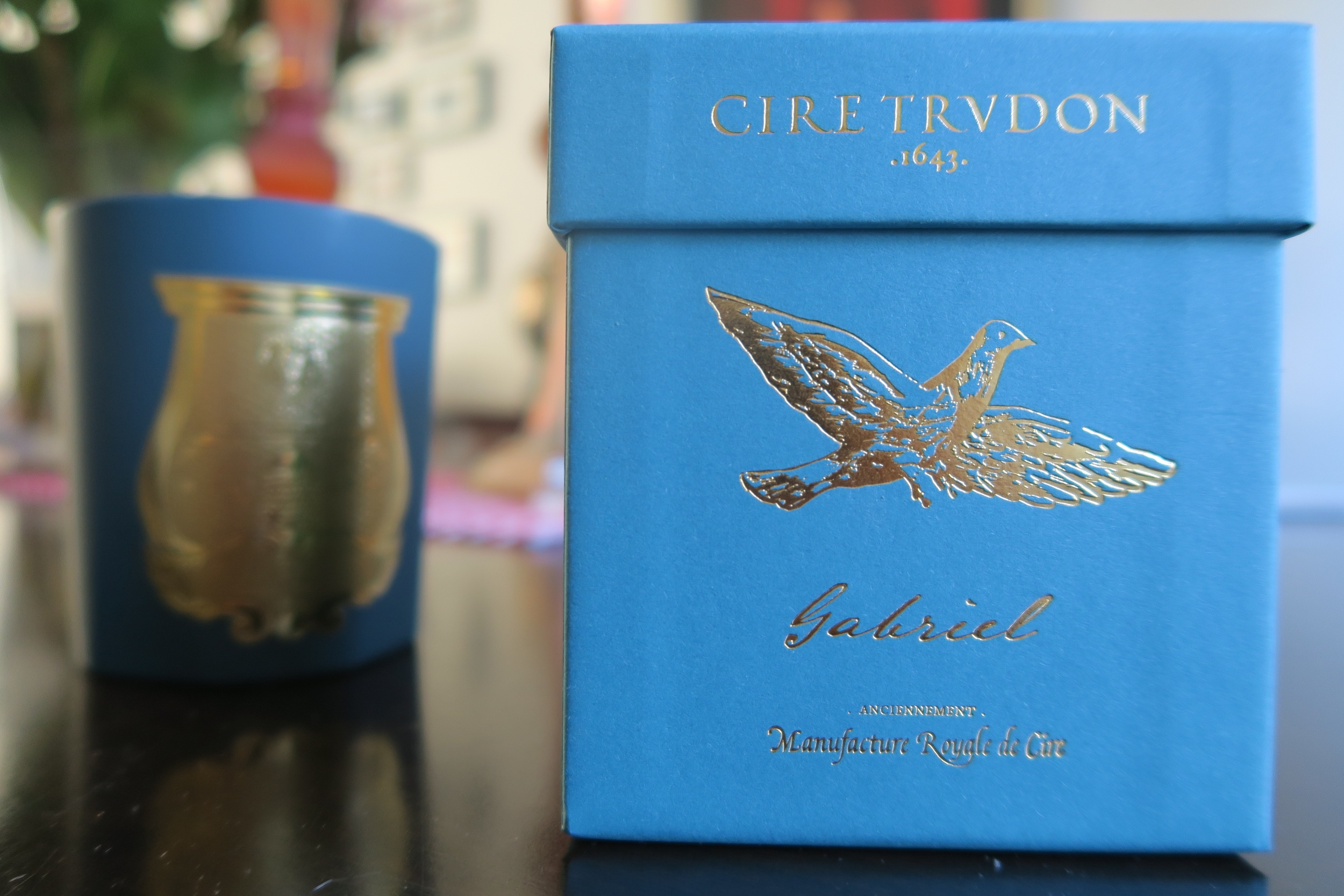 Fire Trudon Christmas Collection 2015 Gabriel