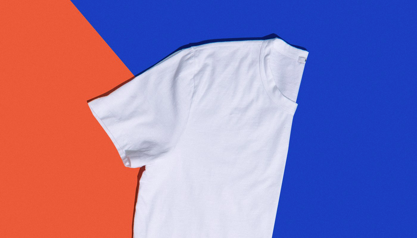 best white t-shirts for men