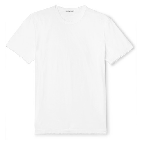 James perse white t-shirt
