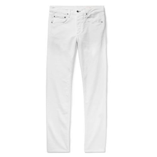 Rag and Bone White Denim Jeans