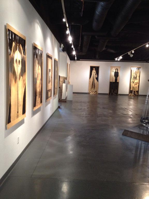 Melissa Morgan Gallery / Unraveling / Palm Desert / 2011